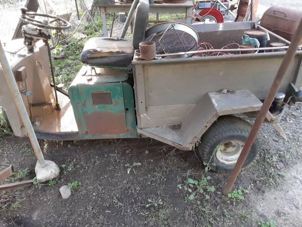 Photo Cushman Truckster - $650 (Ventura County, CA)