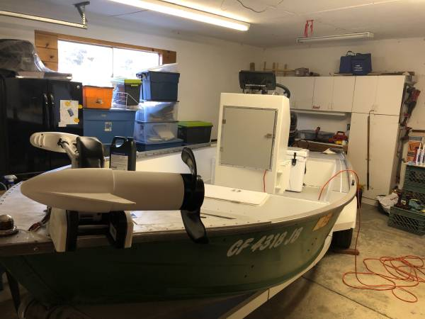 Photo Custom Center Console  Bay Boat - $13,000 (Ojai)