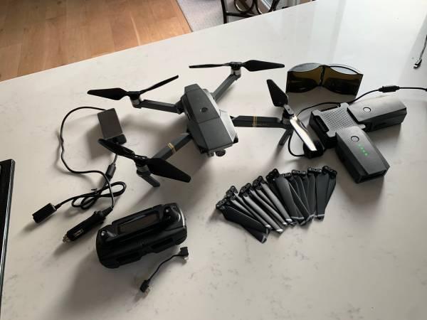 Photo DJI Mavic Pro Drone - $800 (Oak Park)