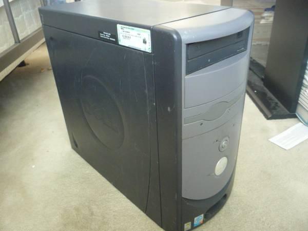 Photo Dell Dimension 2400 Pentium4, 2.66 Ghz, 80G HD, Win XP, Office 2003 - $140 (SIMI VALLEY)