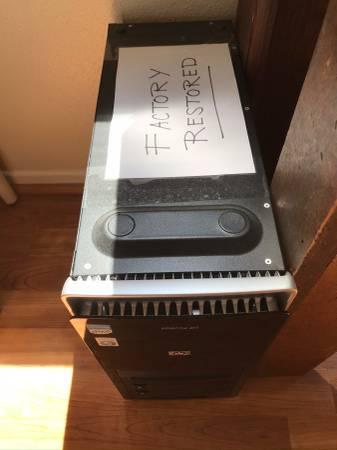 Photo Factory Restored HP computer - $125 (Ventura)