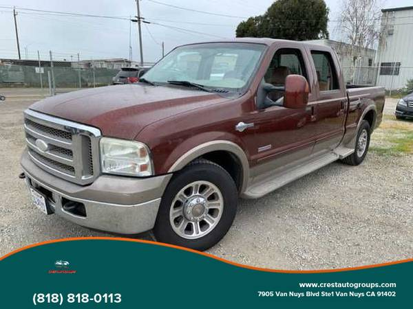 Photo Ford F250 Super Duty Crew Cab - BAD CREDIT BANKRUPTCY REPO SSI RETIRED - $13500