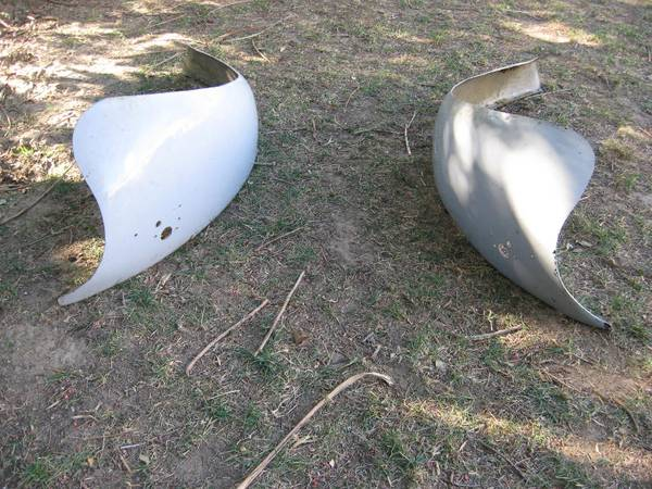 Photo Highcut Race style Baja Bug front fenders - $90 (SIMI VALLEY)