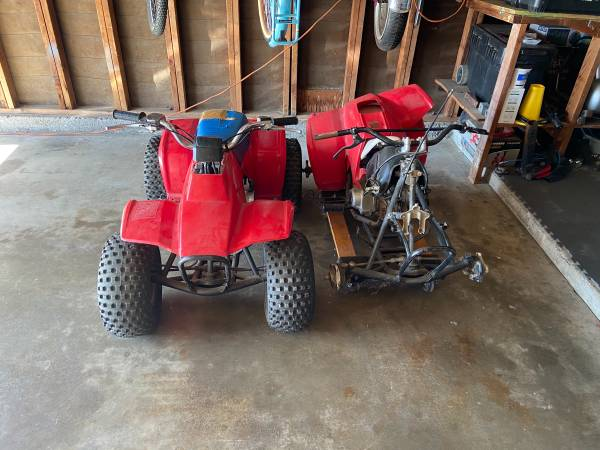 Photo Honda Fourtrax 70 1986 - $1,500 (Simi Valley)