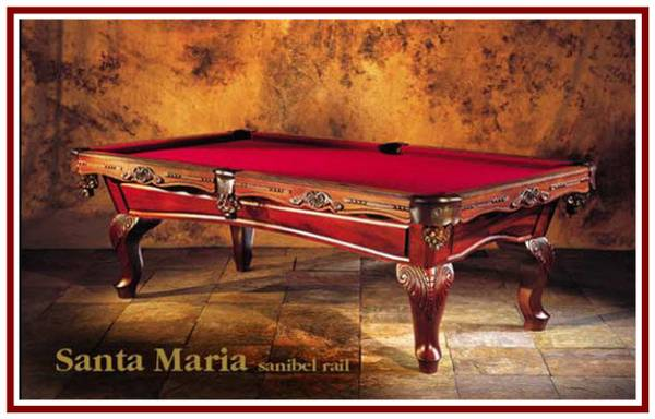 Photo Huge deal Pool Table (pool tables) Save Big, One Left - $2,000