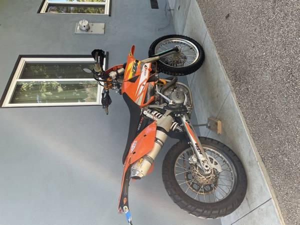 Photo KTM 450 EXC - $4,200 (Ventura)