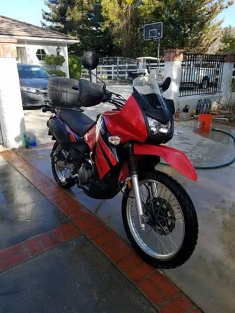 Photo Kawasaki KLR 650 - $3,695 (Santa Rosa Valley)