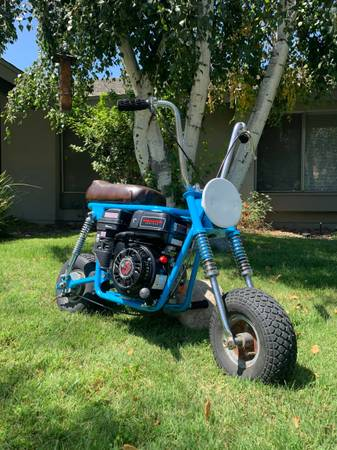 Photo Keystone Mini Bike - $700