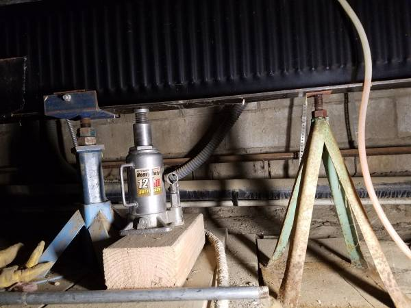 Photo Manufactured Housing Foundation Repair Leveling (All Ventura County)