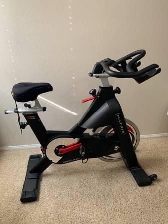 Photo Matrix Spin Bike - $650 (Ventura)