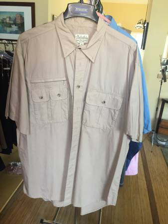 Photo Mens XL Cabelas Shirts - $10 (Newbury Park)