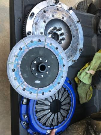 Photo Nissan 350z racing clutch kit - $450 (Thousand Oaks  acton)