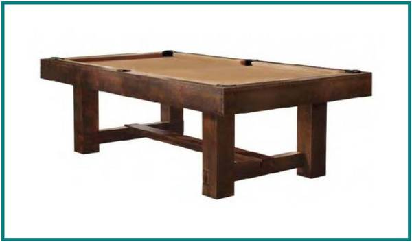 Photo Olhausen Pool Table (Pool Tables) Made in USA