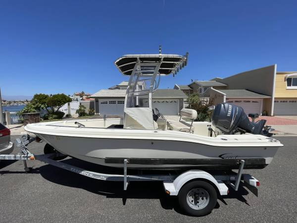 Photo Scout 185 Sportfish Center Console Fishing Boat Loaded - $24,900 (Channel Islands Oxnard)