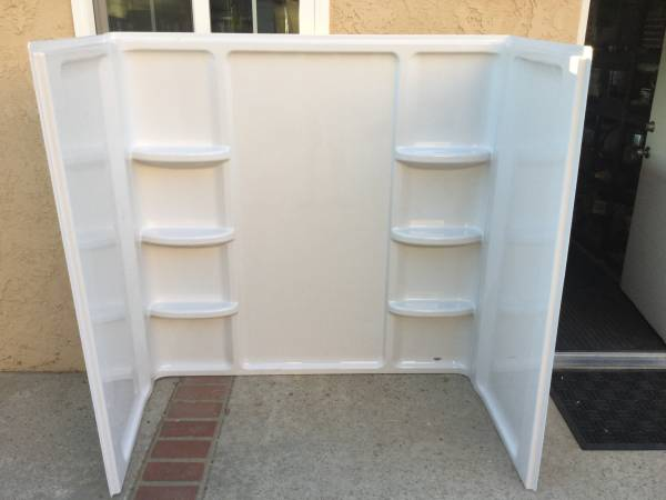 Photo Shower enclosure - $150 (Simi Valley)