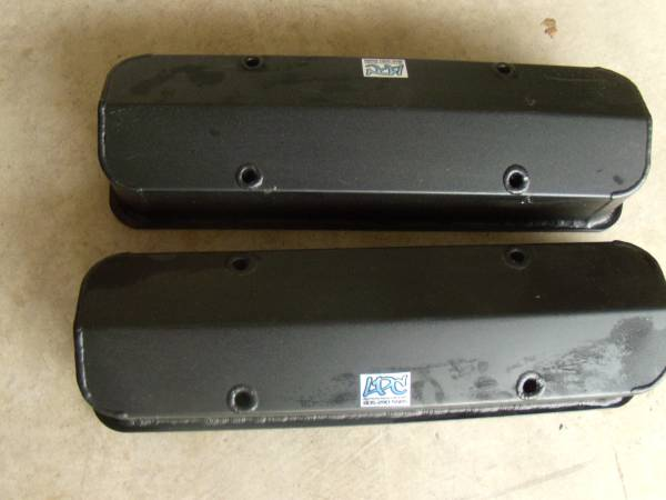 Photo Small block Chevy Valve covers - $40 (Oxnard)