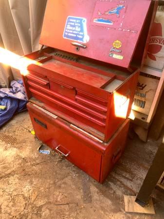 Photo Snap on top box K55 - $150 (Ventura)