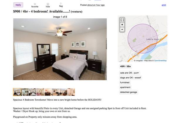 Photo THIS AD IS A TOTAL SCAM (VENTURA COUNTY)