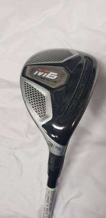 Photo TaylorMade M6 Rescue Club - $175 (Play It Again Sports)