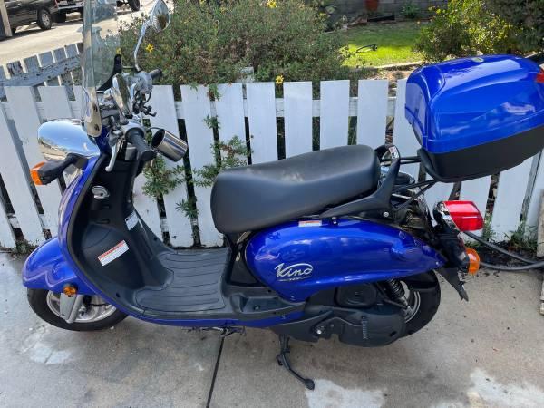 Photo The best scooter for summer . Yamaha Vino 125 - $1,700 (Ventura)