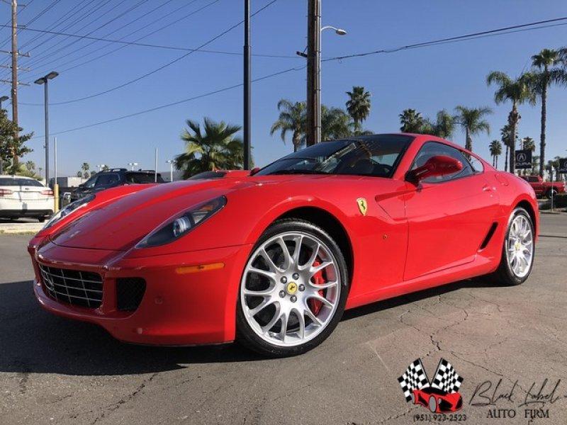 Photo Used 2007 Ferrari 599 GTB Fiorano  for sale