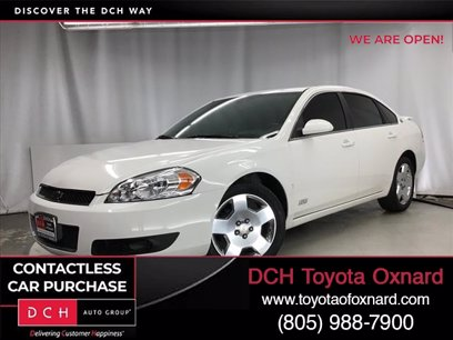 Photo Used 2008 Chevrolet Impala SS for sale