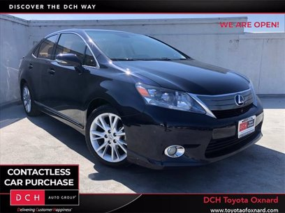 Photo Used 2010 Lexus HS 250h  for sale