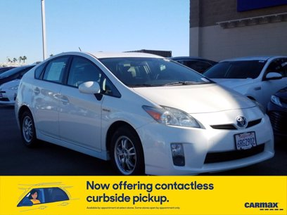 Photo Used 2011 Toyota Prius Three for sale
