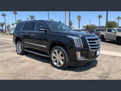 Photo Used 2017 Cadillac Escalade Luxury for sale