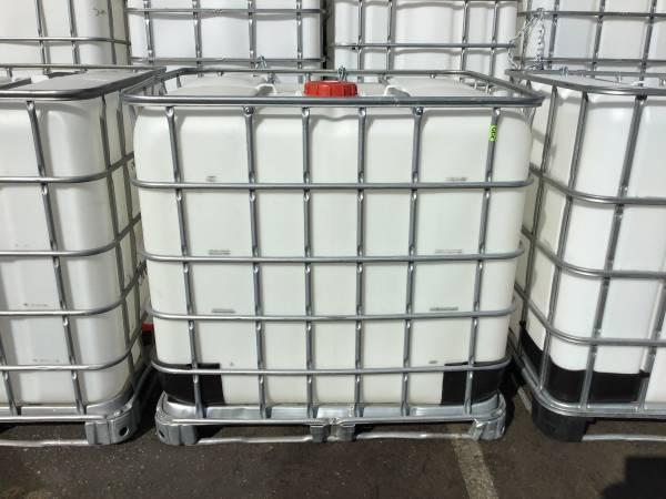 Photo Water Tank IBC 275 Gallon - $75 (Oak View)