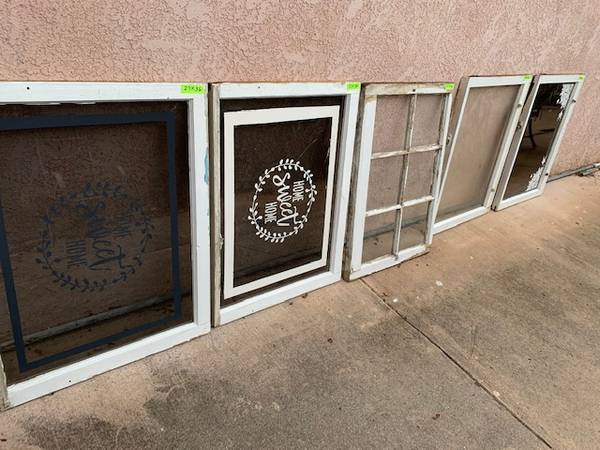 Photo Windows -good for greenhouse $50 - $75 (Calabasas)