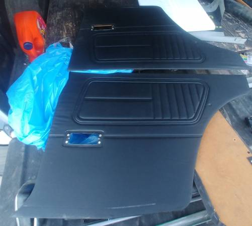 Photo datsun 510 2 door rear panels - $200 (Santa Paula)