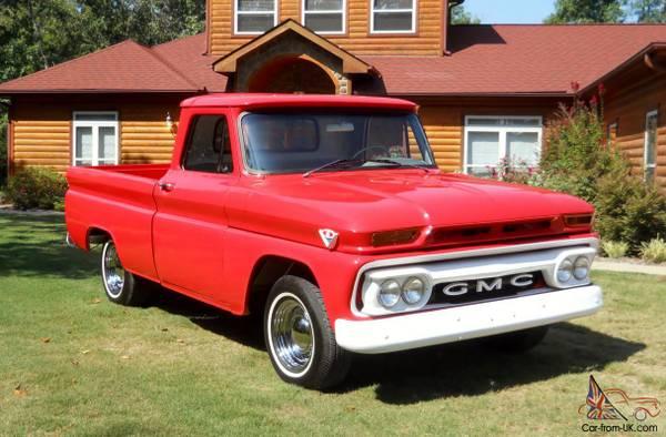 Photo 1960-1966 Chevy  GMC - $1,000 (Hallettsville)