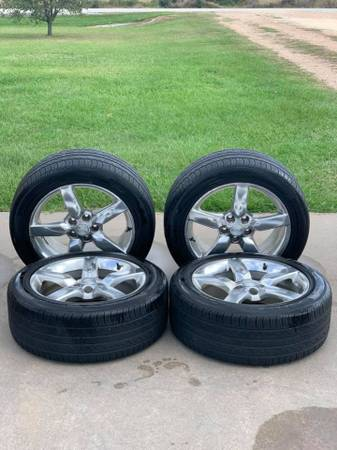 Photo 19 inch Rims used - $800 (Louise, Texas)