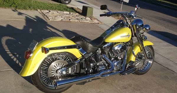 Photo 2000 Harley Davidson Fat Boy - $10,500 (San Antonio)