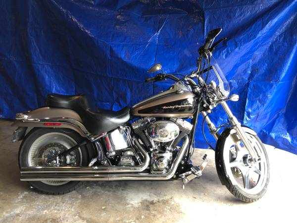 Photo 2004 Harley-Davidson FXSTDI Softail Deuce - $9,000 (San Antonio)