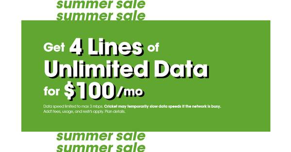 Photo 4 lines $100 - $100 (8806 N Navarro st)