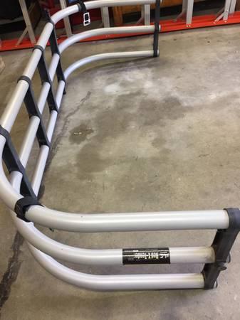 Photo Aluminum truck bed extender - $100 (Victoria)
