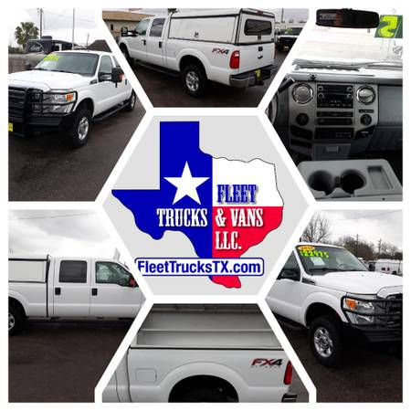 Photo CREW CAB LONG BED 4X42014 FORD F250 - $22975 (ALL OF TEXAS)