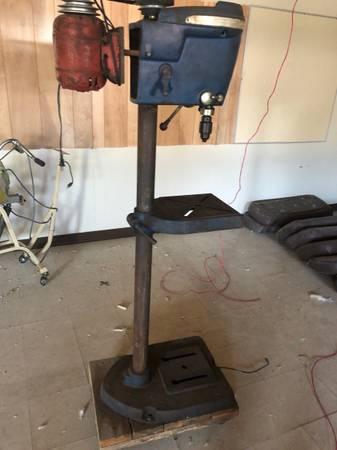 Photo Craftsman Drill Press - $100 (Corpus Christi)