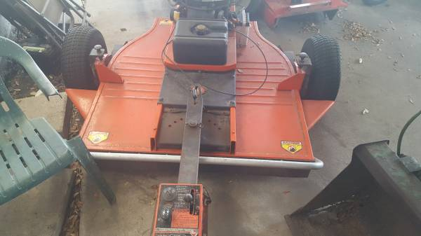 Photo DR Field and Brush Mower - $850 (Robstown)
