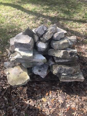 Photo Decorative Stone  Rock - $200 (Edna, TX)
