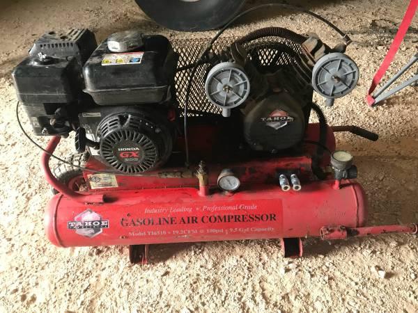 fGas air compressor Tahoe industries 350 5a7b214f66bc4