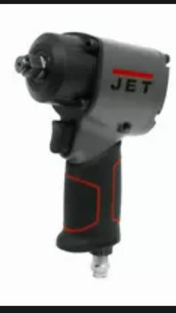 Photo JET 12 air impact - $50 (Anderson mill)