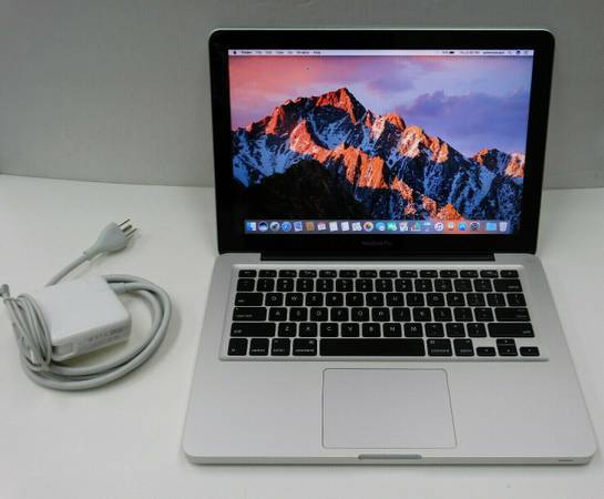 Photo Laptop Apple Macbook quotgood conditionquot clean  ready to used - $300 (memorial city mall area)
