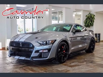 Photo New 2020 Ford Mustang Shelby GT500 Coupe for sale