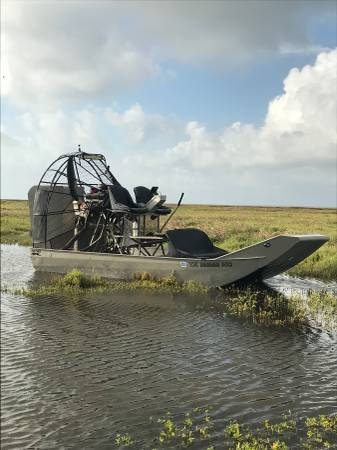 Photo Panther Airboat - $16000 (Victoria)