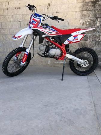 Photo Street legal Enduros, Dirt bikes, ATVs and more - $1,199 (San Antonio Can deliver  Finanace)