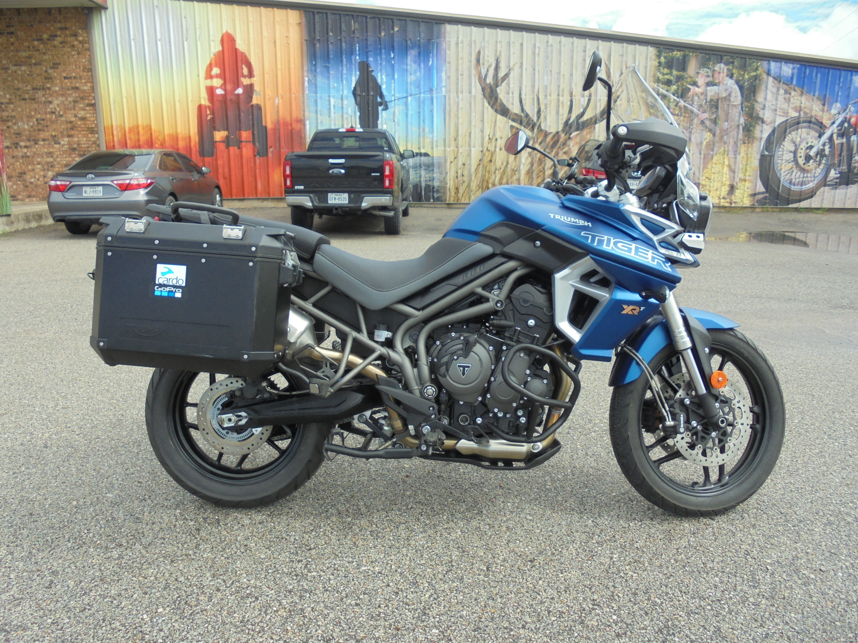 Photo Used 2019 Triumph Dual Sport Motorcycle  $10980
