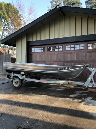 Photo 11 ft and 14 Ft aluminum boat - $1,000 (Bakersfield)